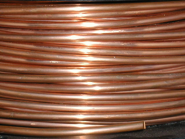 GEORGIA COPPER - Comparison of Braid, Strap, Wire
